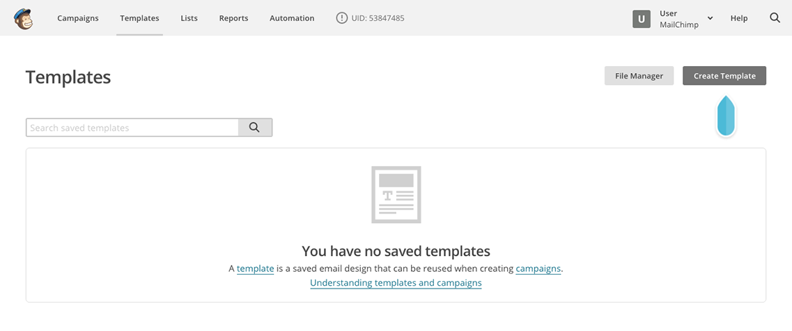 Using MailChimp | Email Design Reference