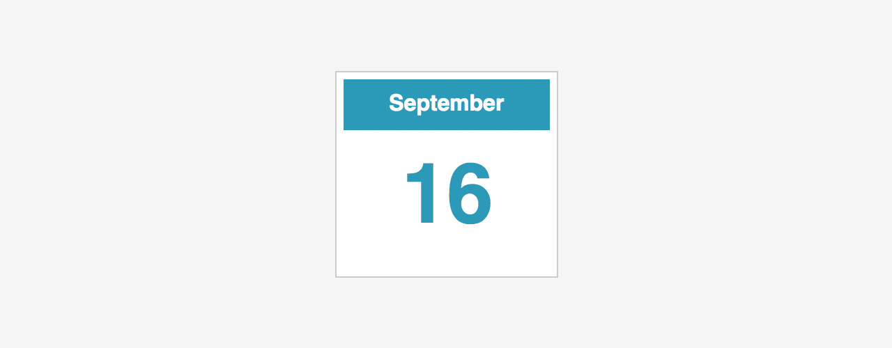 Calendar Design Date : Calendar page email design reference