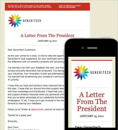 mail chimp newsletter templates - new mobile templates for v7 3